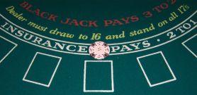 Insurance Bet, Black Jack