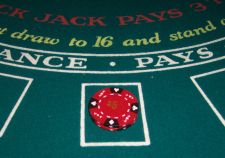 Betting, Black Jack