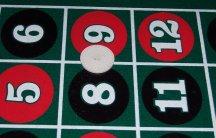 Split Bet, Roulette