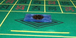 Color Black Bet, French Roulette