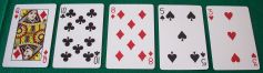 High Card or No Pair, Poker